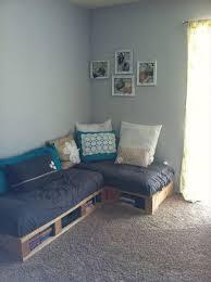 diy living room furniture. DIY Pallet Couch Attractive Addition For Living Room Furniture Diy