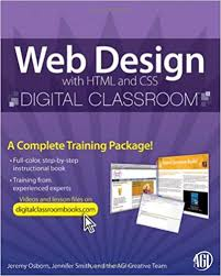 Web Design with HTML and CSS Digital Classroom, (Book and Video ...