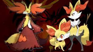 Fennekin Final Evolution Delphox New Pokemon Revealed Leaked Pokemon X Pokemon Y