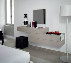 A popular and well-priced ultra modern dressing table that comes in some  great grey