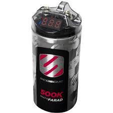 scosche k micro farad capacitor com scosche 500k micro farad capacitor