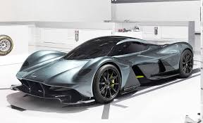 Aston Martin And Red Bull\u0027s $3 Million Hypercar Is Here: Meet The 2018 AM-  O