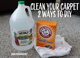clean your carpet 2 ways to diy via clean mama