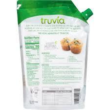 Truvia Cane Sugar And Stevia Blend 1 5 Lb Bag Walmart Com
