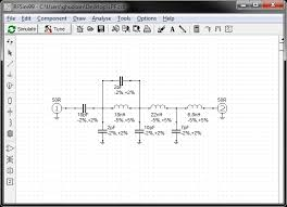 Smith Chart Simulation Software Free Rf Simulation Software Ad5gg