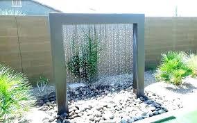 garden wall fountain outdoor garden wall fountains courtyard water feature designs backyard fountain ideas photo from