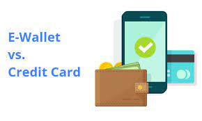 How the digital wallet works will depend on the digital wallet you sign up for. E Wallet Vs Credit Card Whats The Difference Between Payment Methods