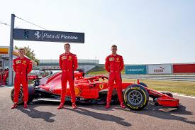 L'equipe says the former manor and sauber driver, who recently parted with mercedes' development. Ferrari Youngsters Complete F1 Test At Fiorano Speedcafe