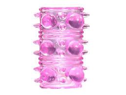 <b>Розовая насадка на пенис</b> Rings Armour — купить в интернет ...
