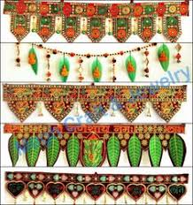 Small Picture Indian home decor items Indian Traditional Door Hanging Hand