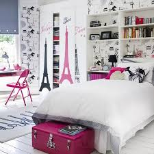 French Inspired Girls Bedroom Ideas