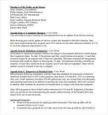 Sample Contract Summary Template Best 48 Meeting Summary Templates Download For Free Sample Templates