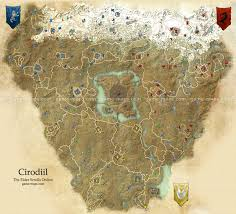 cyrodiil map the elder scrolls online game maps com Eso Map cyrodiil map the elder scrolls online eso map guide