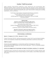 Sample Accountant Resume Fascinating Accounting Career Objective Sample Accountant Resume Statement