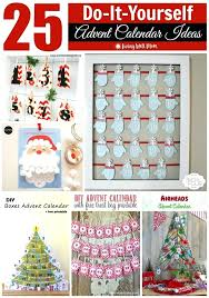 diy advent calendar fillers kit wooden plans ideas homemade calendars home improvement stunning from adorable numbered