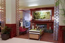 hilton garden inn oklahoma city airport 3 0 out of 5 0 exterior featured image lobby