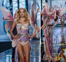 victoria s secret fashion show 2016 angel wings