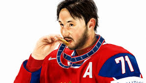 Ilya Kovalchuk is a 30-year-old hockey player, one season removed from a Stanley Cup Finals appearance, one of the most dynamic players in the NHL, ... - Ilya_Kovalchuk_by_nazgul252