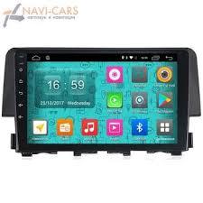 <b>Штатная магнитола Honda Civic</b> 10 Android 6 (ParaFar PF977N ...