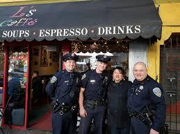San Francisco Police Department Mission Station La Mission