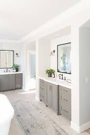 Traditional Bathroom Remodel Delectable Cozy Master Bathroom Successfully Transitions The Space Between