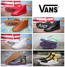 vans toy story. toy story x vans winter boots shoes velvet original high tops classic white casual canvas for women mens sneakers skateboarding sandals dress