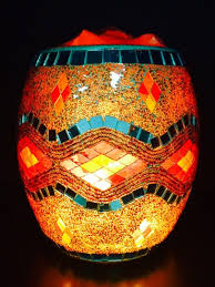 Salt Lamps Near Me Cool Glass Jar Lamp Gold Silver Himalayan Salt Lamps Pinterest