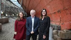 SS Great Britain appoints new senior management trio with future ...