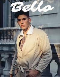 Armando Smith by Kevin Silkorski for Bello Magazine - Fashionably Male en  2020