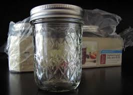 Smells Like Food in Here: Kerr 8-oz Quilted Crystal Jelly Jars & Kerr 8-oz Quilted Crystal Jelly Jars Adamdwight.com