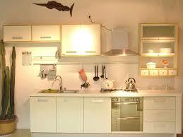 Kitchen Cabinets Small Small Kitchen Design With White Color Kitchen Cabinets And Granite