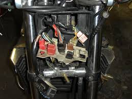 stew's classic honda magna 1100 restoration project 1983 Honda V45 Specs at 83 Honda V45 Magna Wiring Harness