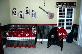 red baby bedding sets tractor crib set cute picture of black and white room boy decor