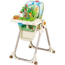 baby high chair wooden stool infant feeding children toddler restaurant tan com