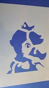 Shabby Chic Schablone Prinzessin Königin Farbe Fschild Küche