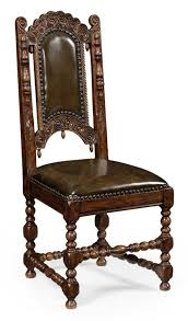 dining chairs dining table furniture high carved oak side chair