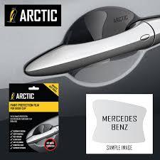 custom car door handles. Amazon.com: ARCTIC Door Handle Cup Paint Protection Film Kit For MERCEDES BENZ Car, GLC Class, 2015, 2016, 2017: Automotive Custom Car Handles I