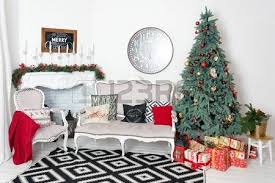 Christmas Living Room Decorating Ideas Cool Beautiful Christmas Interior New Year Decoration Comfort Home