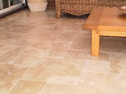Classic Light Travertine - Tumbled & Unfilled