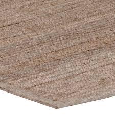 jute braided rug n11335