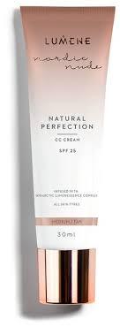 Lumene <b>CC крем Естественное совершенство</b> Nordic Nude SPF ...