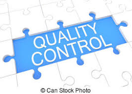 quality control illustrations and clip art quality control   quality control puzzle 3d render illustration word on