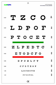 Dot Eye Chart 27 Credible Eye Chart 1240