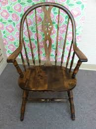 wooden antique windsor chair identify the age of windsor chairs
