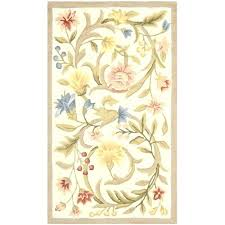 hand hooked wool rugs for garden scrolls ivory rug x do hand hooked wool rugs shed blush area
