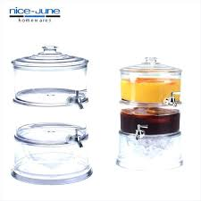 drink dispenser with metal spigot crystal beverage dispenser glass beverage dispenser with metal spigot and stand