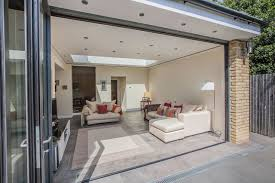 living room extension. kitchen and overgarage extension by lu0026e in surbiton donu0027t move extend living room