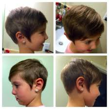 Hairstyles For Little Kids Pixie Cuts For Kids Short Hairstyles For Little Girls Love These