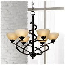 kitchen lighting chandelier. Franklin Iron Works 27 1/2 Kitchen Lighting Chandelier I
