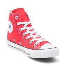 get red high top converse f10d2 656e9